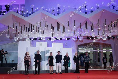 Joanna Hogg, Christian Petzold, Ludivine Sagnier, Matt Dillon, Veronika Franz, Cate Blanchett, Nicola Lagioia
