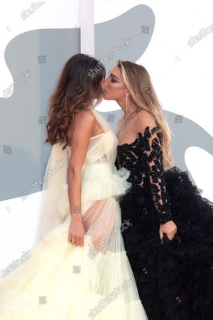 Editorial photo of 'The Macaluso Sisters' premiere, 77th Venice Film Festival, Italy - 09 Sep 2020