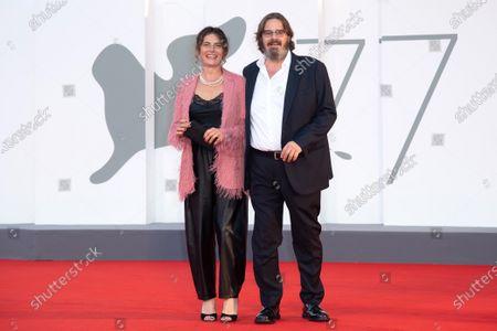 Giuseppe Battiston and guest