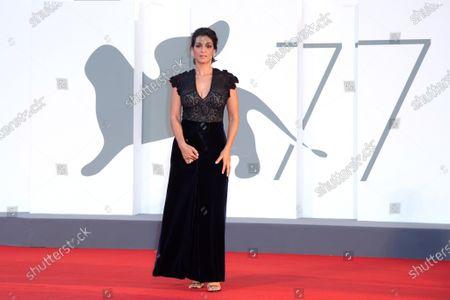 Stock Image of Donatella Finocchiaro