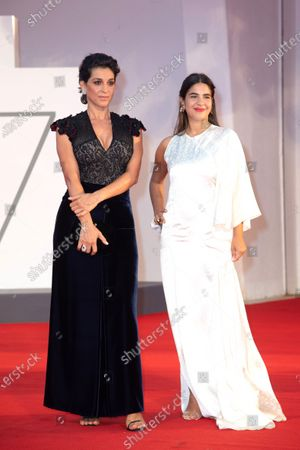 Editorial image of 'The Macaluso Sisters' premiere, 77th Venice Film Festival, Italy - 09 Sep 2020