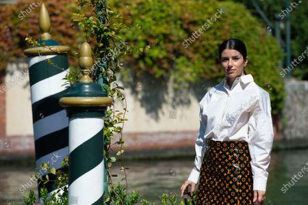 Editorial photo of 77th Venice International Film Festival, Arrivals, Italy - 09 Sep 2020