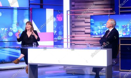 Editorial picture of 'Peston' TV show, Series 6, Episode 27, London, UK - 09 Sep 2020