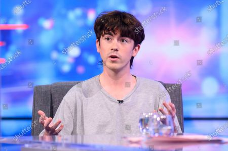 Editorial photo of 'Peston' TV show, Series 6, Episode 27, London, UK - 09 Sep 2020