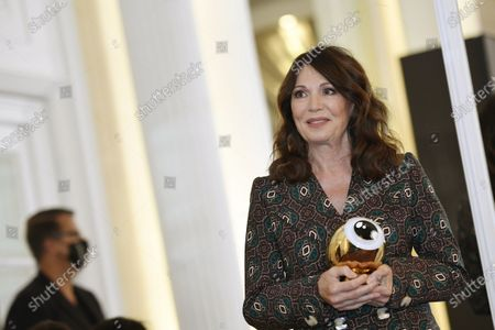 Editorial image of Press Conference - 16th Zurich Film Festival, Switzerland - 10 Sep 2020