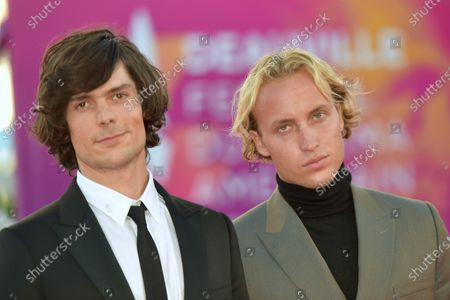 Editorial image of 'Resitance' premiere, 46th Deauville American Film Festival, France - 09 Sep 2020