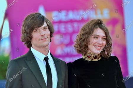 Editorial photo of 'Resitance' premiere, 46th Deauville American Film Festival, France - 09 Sep 2020