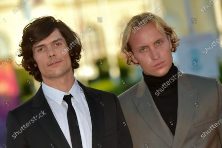 Editorial picture of 'Resitance' premiere, 46th Deauville American Film Festival, France - 09 Sep 2020