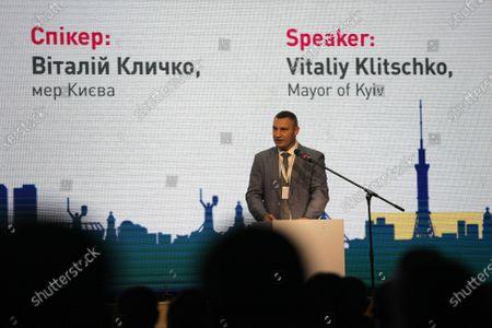 Editorial image of Investment Forum 2020 Kyiv Agglomeration, Ukraine - 10 Sep 2020