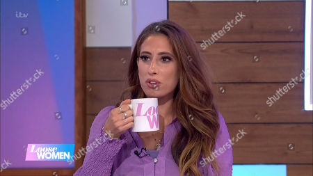 Editorial picture of 'Loose Women' TV Show, London, UK - 10 Sep 2020