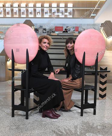 Pink Moon by Chiara Di Pinto and Arianna Lelli Mami