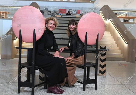 Stock Image of Pink Moon by Chiara Di Pinto and Arianna Lelli Mami