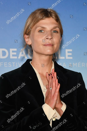Editorial picture of 'Resitance' photocall, 46th Deauville American Film Festival, France - 10 Sep 2020