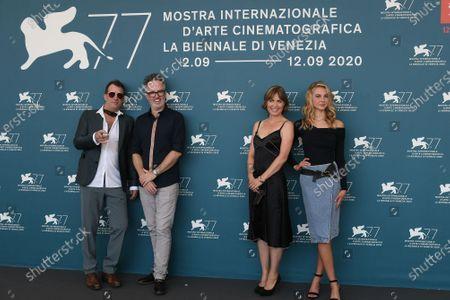 Thomas Jane, director Kyle Rankin, Radha Mitchell, Isabel May