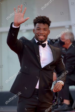 Editorial image of 'Never Gonna Snow Again' premiere, 77th Venice Film Festival, Italy - 07 Sep 2020