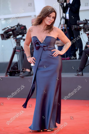Editorial photo of 'Never Gonna Snow Again' premiere, 77th Venice Film Festival, Italy - 07 Sep 2020