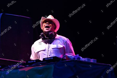 Editorial image of Craig Charles live in concert, Newcastle, UK - 09 Sep 2020