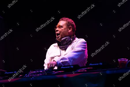Editorial photo of Craig Charles live in concert, Newcastle, UK - 09 Sep 2020