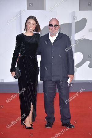 Gianfranco Rosi, Emma Rosi