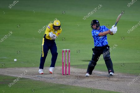 Editorial picture of Hampshire v Sussex Sharks, Southampton, UK - 10 Sep 2020