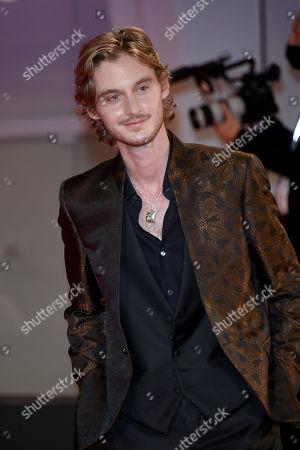 Stock Picture of Luca Chikovani