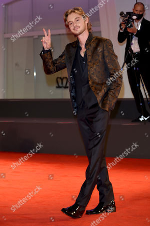 Editorial photo of 'Revenge Room' premiere, 77th Venice Film Festival, Italy - 07 Sep 2020