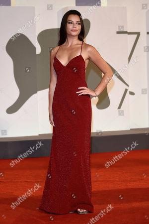 Stock Picture of Eleonora Gaggero