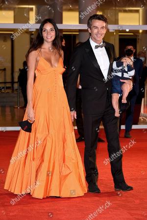 Alessio Boni and Nina Verdelli