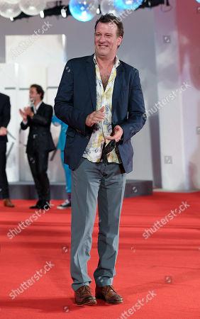 Editorial image of 'Run Hide Fight' premiere, 77th Venice International Film Festival, Italy - 10 Sep 2020