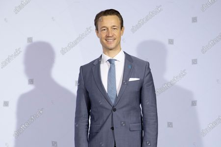 Austria's Finance Minister Gernot Bluemel stands prior to an informal meeting of European Union ministers for economic and financial affairs in Berlin, Germany, 11 September 2020. The meeting is taking place under the current German presidency of the European Council.