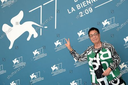 Editorial photo of 'Love After Love' photocall, 77th Venice Film Festival, Italy - 08 Sep 2020