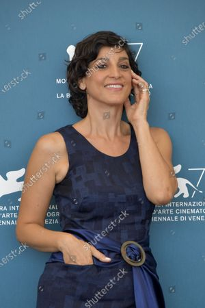 Stock Photo of Donatella Finocchiaro