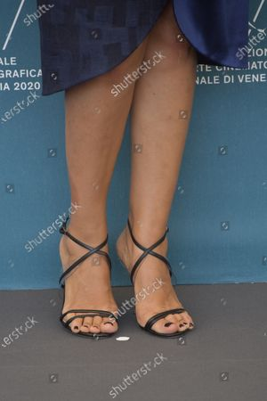 Editorial photo of 'The Macaluso Sisters' photocall, 77th Venice Film Festival, Italy - 09 Sep 2020