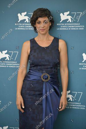 Stock Picture of Donatella Finocchiaro