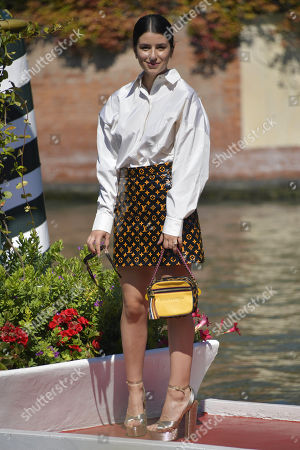 Stock Picture of Federica Carta
