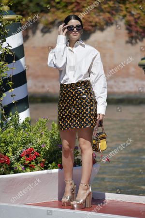 Editorial picture of 77th Venice International Film Festival, Arrivals, Italy - 09 Sep 2020