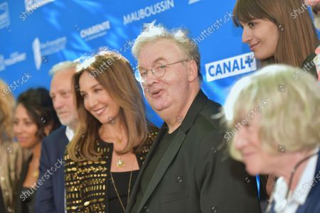 Jury Members Yves Bigot, Clara Luciani, Gustave Kervern, Elsa Zylberstein, Benoit Delepine, Evelyne Brochu, Manele Labidi and Marc Zinga