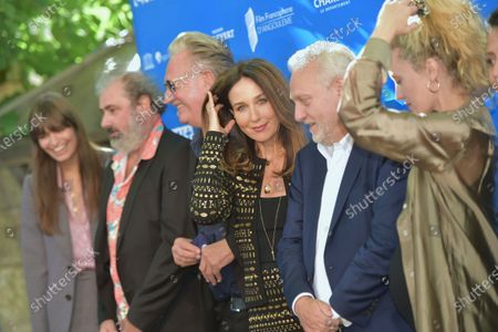 Editorial picture of Festival du film francophone d'Angouleme, France - 28 Aug 2020