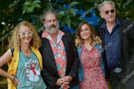 Editorial image of Festival du film francophone d'Angouleme, France - 28 Aug 2020