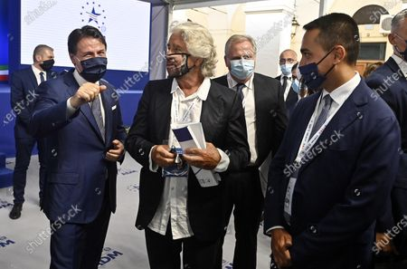 Editorial image of Presentation of the 2019 Blue Book at the Customs and Monopolies Agency, Rome, Italy - 11 Sep 2020