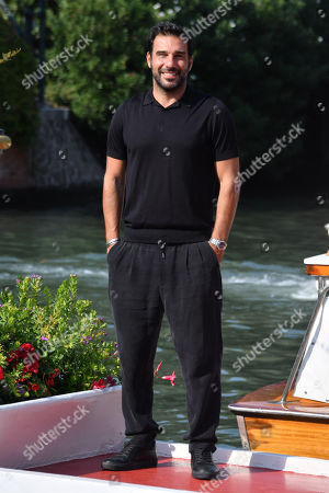 Editorial picture of 77th Venice International Film Festival, Arrivals, Italy - 10 Sep 2020