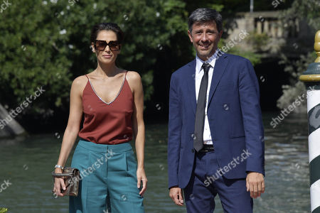 Editorial picture of 77th Venice International Film Festival, Arrivals, Italy - 11 Sep 2020
