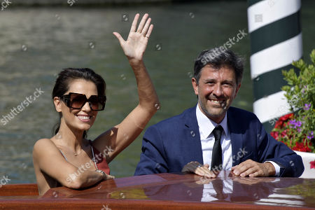 Editorial image of 77th Venice International Film Festival, Arrivals, Italy - 11 Sep 2020