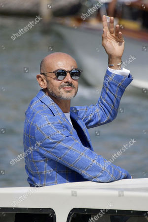 Editorial image of 77th Venice International Film Festival, Arrivals, Italy - 11 Sep 2020