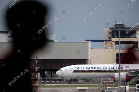 Editorial image of Singapore Airlines cuts 2400 staff members - 11 Sep 2020