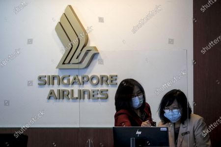 Editorial photo of Singapore Airlines cuts 2400 staff members - 11 Sep 2020