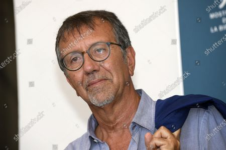 Editorial image of Paolo Conte, via con me - Photocall - 77th Venice Film Festival, Italy - 11 Sep 2020