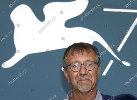 Editorial photo of Paolo Conte, via con me - Photocall - 77th Venice Film Festival, Italy - 11 Sep 2020