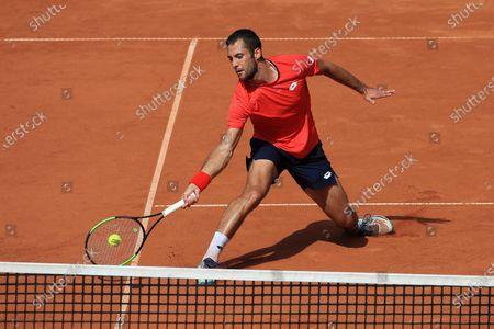 Editorial photo of ATP 250 Generali Open Kitzbuehel 2020, Kitzbuehler Tennis Club, Austria - 11 Sep 2020
