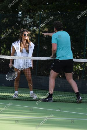 Exclusive - James Bennewith & Courtney Green